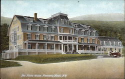 The Flume House Postcard