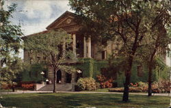 Chicago Academy of Science - Lincoln Park Postcard