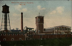 Mills of The American Thread Co
