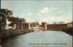 Sawyer's Mill and Bellami River