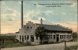 Pumping Station, Hydraulic Water Company