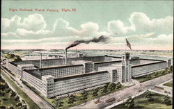 Elgin National Watch Factory