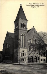 First Church of the Evangelical Association
