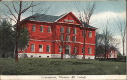 Wheaton College - Gymnasium