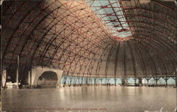 Interior of Pavilion, Salt Air