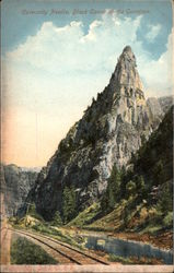 Curecanty Needle, Black Canon of the Gunnison
