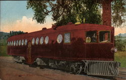 Southern Pacific Co's Motor Car