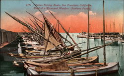 Italian Fishing Boats