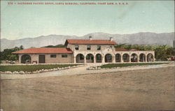 Southern Pacific Depot, Coast Line SPRR