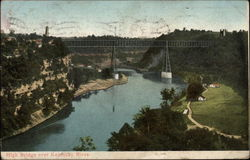High Bridge over Kentucky River