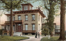 Major Sutherlin's Residence