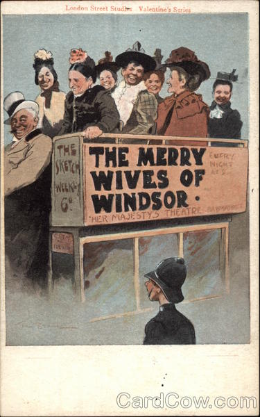 The Merry Wives of Windsor UK