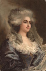Portrait of Mrs. Shannon