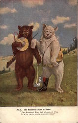 The Roosevelt Bears at Home