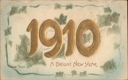 1910: a Bright New Year