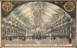 Third Annual Electric Show - Chicago 1908