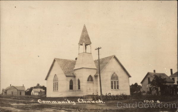 Community Church Buildings