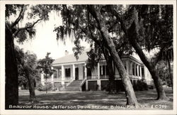 Beauvoir House, Jefferson Davis Shrine