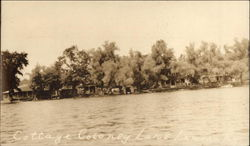 Cottage Colony on Lake Lamoka