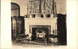 Interior of the Sembrich Memorial Studio