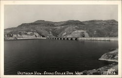 Upstream View - Grand Coulee Dam
