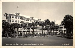 Ormond Hotel, Inc