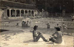 Swimming Pool, McCormick's Creek State Park