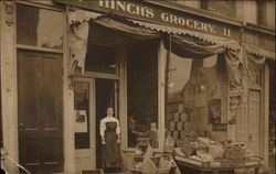 Hinch's Grocery Storefront