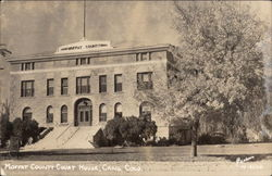 Moffat County Court House