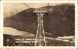 Tower #1 - Aerial Passenger Tramway, Cannon Mountain