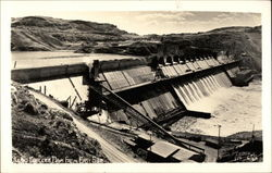 Grand Coulee Dam from East Side