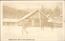 Pinkham Notch Camps of Appalacian Mt. Club
