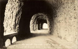 Mitchell's Point Tunnel, 600 Ft. Long