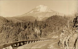 Mt. Hood from Laurel Hill - Loop Road