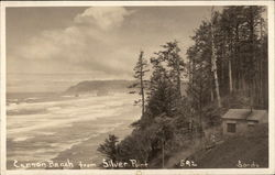 Cannon Beach From Silver Point