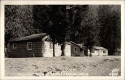 DeLux Cottages at Lake Crescent Lodge
