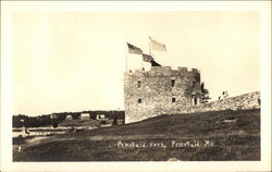 Pemaquid Fort