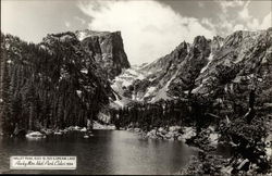 Hallet Peak, Dream Lake