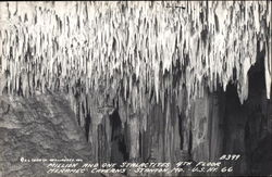 Meramec Caverns - Million and One Stalactites, 4th Floor
