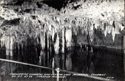 Submarine Gardens and Crystal Lake, Meramac Caverns