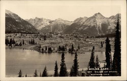Molas Lake Postcard