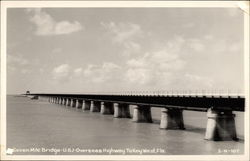 Seven Mile Bridge, US 1, Overseas Highway