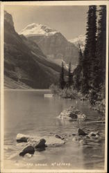 Lake Louise and Mt. Lefroy