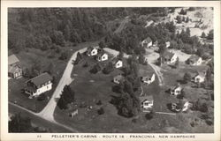 Pelletier's Cabins, Route 18