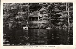Rockywold Camp - Haskell Cottage