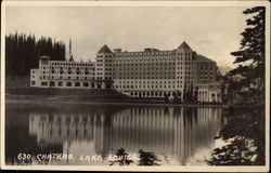 Chateau Lake Louise Hotel