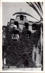 The Bells, San Gabriel Mission