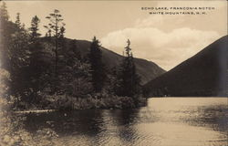 Echo Lake - White Mountains