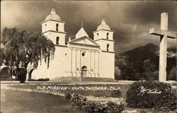 Old Mission - Santa Barbara, Calif