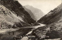 Hel's Canyon